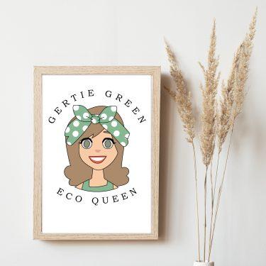 Gertie Green | Brand Design