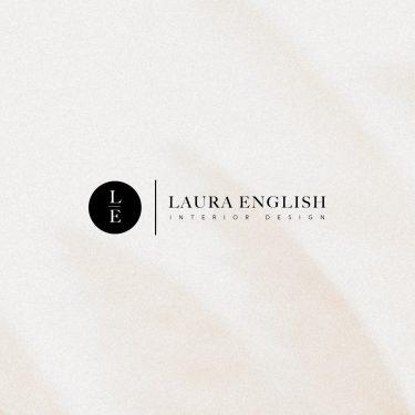 Laura English Interiors | Brand Design