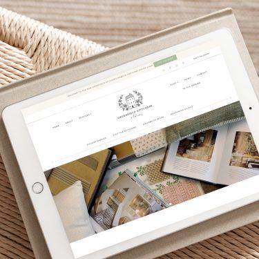 Greenfields Stitchery | Web Design